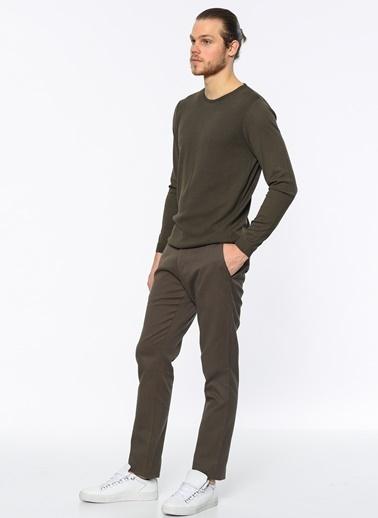 George Hogg Kumaş Pantolon Yeşil